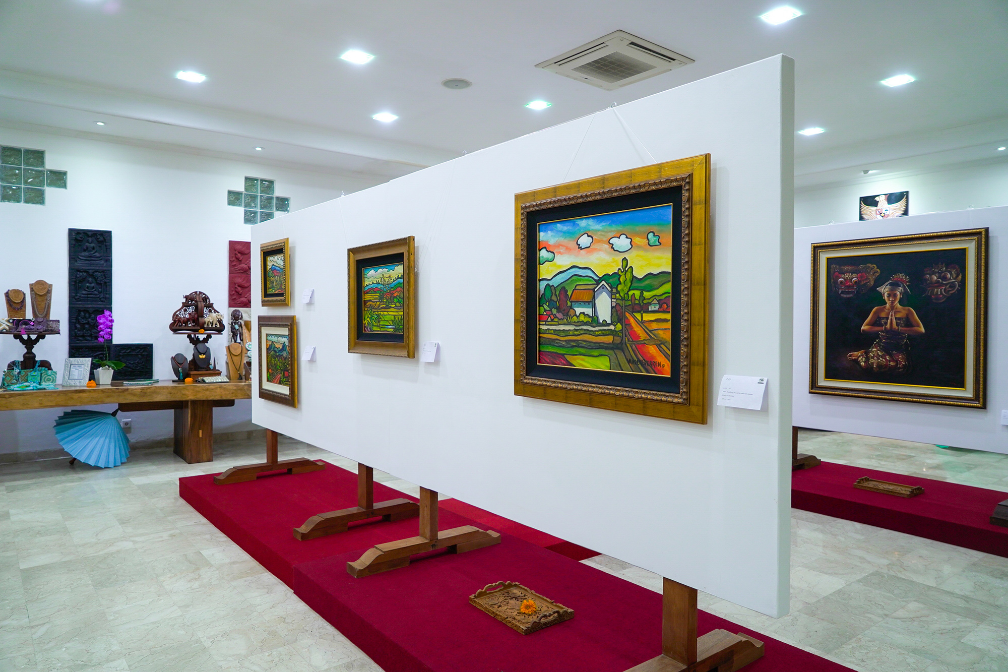 NKRI Art Gallery area